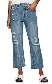 DL 1961 Jerry High-Rise Vintage Straight Jeans