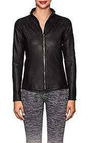 Electric Yoga Coil Tech-Jersey Jacket