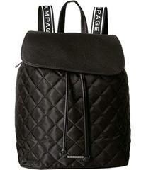 Rampage Quilted Tassel Backpack