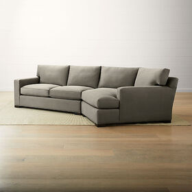 Axis II 2-Piece Right Arm Angled Chaise Sectional