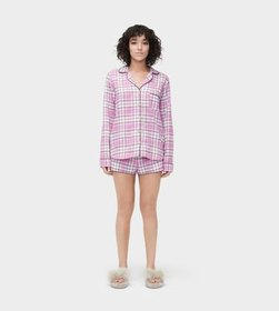 Milo Flannel PJ Set