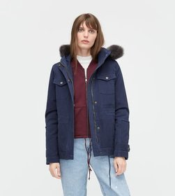 Convertible Field Parka