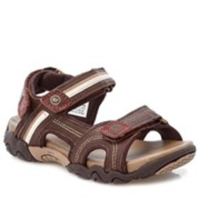 Boys Leather Active Sandals