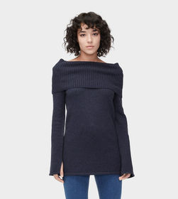 Rhodyn Off-the-Shoulder Sweater
