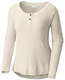 Columbia Women's Fall Pine™ Washed Henley Shirt -