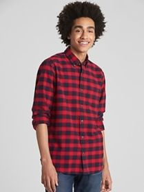 Lived-In Oxford Shirt