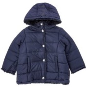 Toddler Girls Puffer with Faux Fur & Hood (2T-4T)