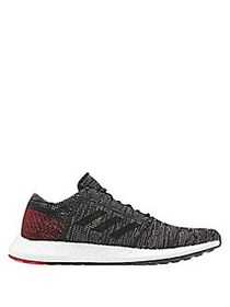 Adidas Men's Pureboost Go Running Shoes BLACK