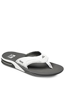 Reef Fanning Slip-On Sandals GREY WHITE