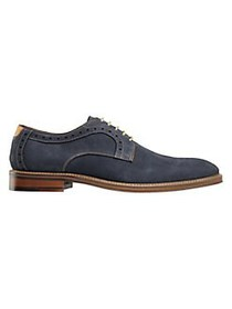 Johnston & Murphy Warner Plain Toe Water-Resistant
