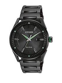 Citizen Drive Ion-Plated Stainless Steel Bracelet