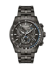 Citizen Perpetual Chrono A-T Stainless Steel Chron