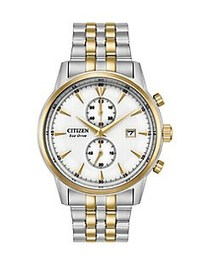 Citizen Eco-Drive Corso Two-Tone Stainless Steel B