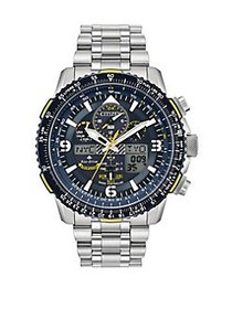 Citizen Promaster Skyhawk A-T Chronograph Stainles