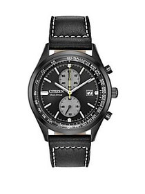 Citizen Chandler Eco-Drive Chronograph Stainless S