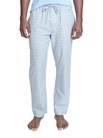 Nautica Plaid Pajama Pants NEUTRAL GREY