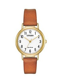Citizen Chandler Eco-Drive Stainless Steel TAN