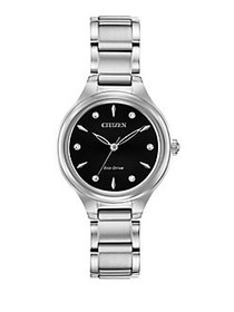 Citizen Corso Eco-Drive Strainless Steel Bracelet