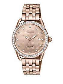 Citizen Drive from Citizen Eco-Drive Crystal Quart
