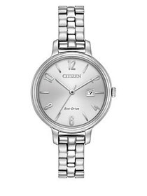Citizen Chandler Stainless Steel Bracelet Watch SI