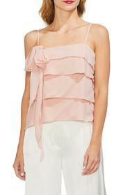 Vince Camuto Tiered Ruffle Bow Camisole