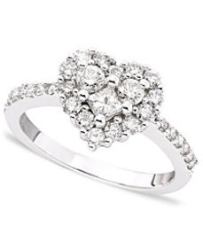 Classique by EFFY Diamond Heart Ring (9/10 ct. t.w