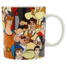 Disney Prince Mug - Oh My Disney