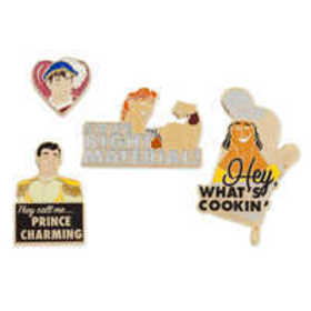 Disney Prince Pin Set 2 - Oh My Disney