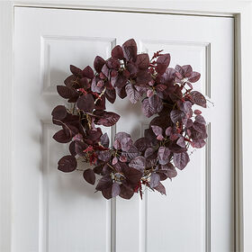 Smoke Bush Wreath