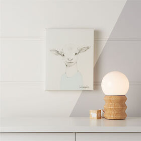 Lamb Wall Art