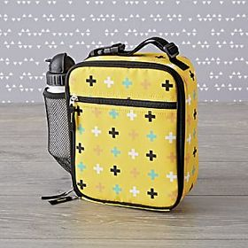 Plus Sign Lunch Box