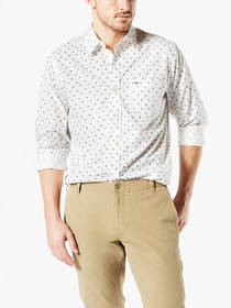 Original Button Up Button-Up Shirt, Standard Fit