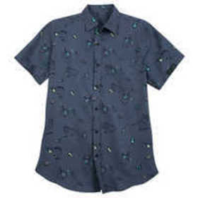 Timon and Pumbaa Button-Up Shirt for Men - The Lio