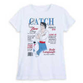 Prince Eric T-Shirt for Women - The Little Mermaid