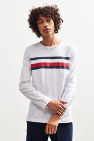 Tommy Hilfiger Colorblock Long Sleeve Tee