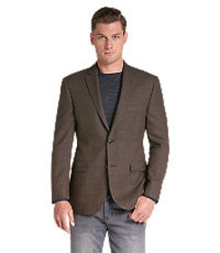 Traveler Collection Tailored Fit Check Sportcoat-