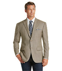 Traveler Collection Traditional Fit Sportcoat - Bi