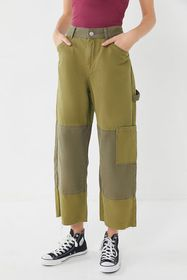 UO Patchwork Utility Pant