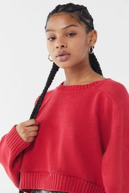 Urban Renewal Recycled Cropped Sweater