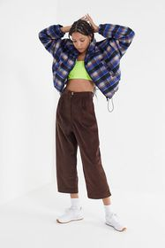 House Of Sunny Corduroy Oxford Trouser Pant