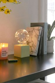 Brittany Firefly Concrete Table Lamp