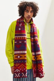 UO Southwest Patterned Scarf