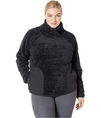 Nike Long Sleeve Pullover Sherpa Top (Size 1X-3X)
