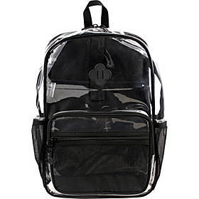 Clear Transparent Backpack
