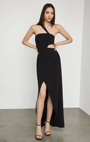 Acasia High-Low Cutout Gown