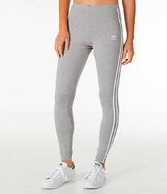 Women's adidas Originals Trefoil 3-Stripes Legging
