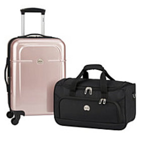 CLOSEOUT! Delsey Air Quest Carry-On Spinner w/ BON
