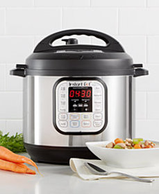 Instant Pot DUO60 7-in-1 Programmable Pressure Coo