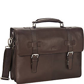 "Colombian Double Compartment 15.6"" Laptop/Tablet F"