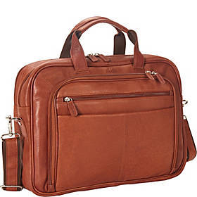 "Colombian Zippered Double Compartment 15.6"" Laptop"